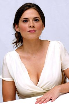 The Official: Hayley Atwell as Peggy Carter Thread. Peggy Carter, Rachel Miner, Beautiful Celebrities, Beautiful Actresses, Beautiful Women, Beautiful Goddess, Lara Croft, Actress Hayley Atwell, Hayley Elizabeth Atwell
