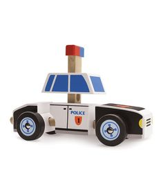 Put-It-Together Police Cruiser | zulily