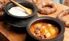 African food: a super quick food trip across the continent - Worldette South African Recipes, Ethnic Recipes, Africa Recipes, My Favorite Food, Favorite Recipes, Quick Meals, Cooking, Food Trip, Stew