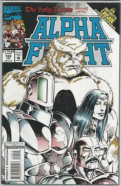 #Alpha #flight #122 - very fine - marvel #comics,  View more on the LINK: http://www.zeppy.io/product/gb/2/121895336505/