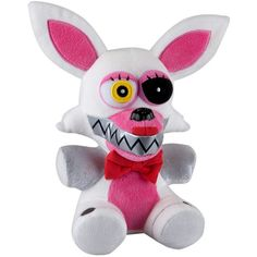 Nightmare Mangle Plushie!  I really want this!!!