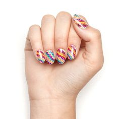 The Ray & The Ro- NCLA Nail Wraps have such great designs, but you have to order them online :(