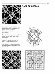 Ojos de faisán Bobbin Lace Patterns, Hairpin Lace, Lacemaking, Crochet Lace, Hair Pins, Handmade, Polymers, Stitches, Bobbin Lace