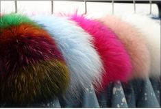 Mao Mao Kong Brand Women's Real Fox Fur Lining Denim Jacket Coat – FuzWeb Fluffy Shoes, Fur Collar Jacket, Fur Collars, Fox Fur, Real Women, Winter Hats, Denim, Coat, Leather