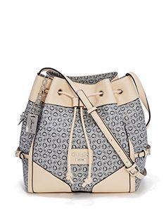 GUESS Elettra Bucket Bag