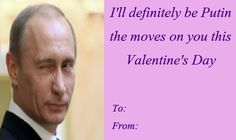 Funny Sochi Olympic Valentine's Day Cards