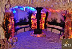 POLARPRODUCTS.PL | Nasza adaptacja. grota solna idealnie nadaję się dla ośrodków wczasowych, pensjonatów, hoteli jako świetne uzupełnienie oferty.