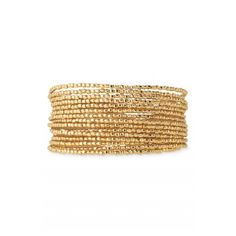 Love this bracelet.  I have it in silver.  Great piece to add to your summer collection. Stella & Dot Bardot Spiral Bangle -- Gold