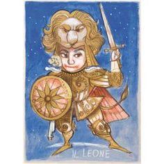 Paolo Fresu Il Leone Serigrafia #gliartistidiGALP #nelsegnodiGALP