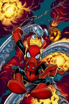 Peter Porker is The Amazing Spiderham!