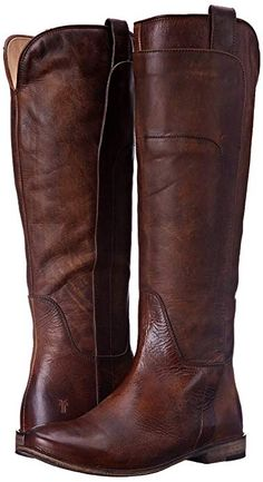 44bfd6c83caca FRYE Paige Tall Riding Boots - Dark Brown 7.5 Frye Boots Outfit, Brown  Boots Outfit