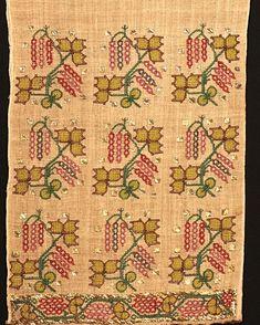 Ottoman Design, Folk Embroidery, Needlepoint Patterns, Natural History, Pottery Art, Cross Stitch, Arts And Crafts, Antiques, Charts
