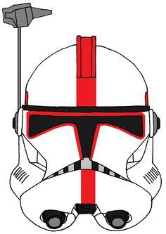 ARC Trooper Captain Helmet 2