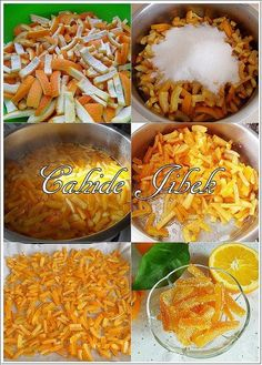 Healthy Juices, Healthy Snacks, Pasta Cake, Candied Orange Peel, Sauces, Chips, Food Club, Dessert Recipes, Desserts