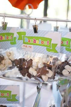 Barbaloot Trail Mix