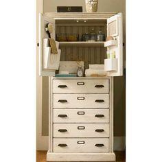 Paula Deen Home Paula's Kitchen Organizer Cabinet, Porch Swing