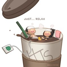 HJ-Story » Just relax…