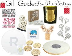 Gift Guide For The Hostess - Champagneista