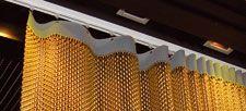 KriskaDECOR© Cadenas de metal y artículos para cortinas - TYPES OF CURTAINS
