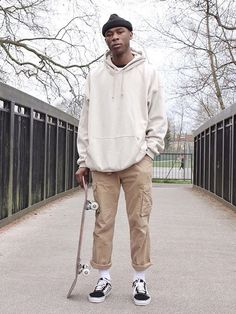 Clean & neutral skater style from #WWYF London (click pic to shop)