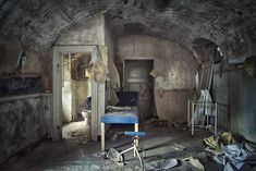examination room by schnotte.deviantart.com on @deviantART
