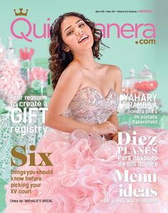 Don't forget to check out our Quinceanera.com Magazine Issues 2016 for planning tips | Quinceanera Ideas | Quinceanera Planning |