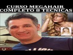 CURSO DE MEGAHAIR COMPLETO 1 0Todas as Técnicas