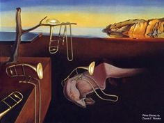 "Salvador Dali's ""Clocks""   ...edited for trombonists"