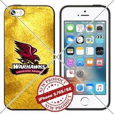 New iPhone SE Case iPhone 5/5s TPU Case Louisiana Monroe…