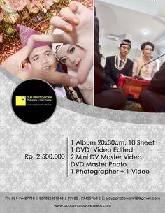 Jasa Photo dan Video Jakarta: PAKET FOTO DAN VIDEO  WEDDING MURAH JAKARTA