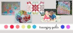 traceyjay quilts- granny squares