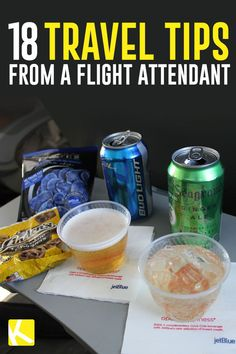 18 Travel Tips from an Experienced Flight Attendant Here are my favorite travel tips for making flying easier! A friend of mine who is a flight attendant recommends these hacks for simplifying packing Packing Tips For Vacation, Travelling Tips, Vacation Trips, Vacation Packing, Packing Hacks, Cruise Tips, Packing Cubes, Vacation Deals, Packing Lists