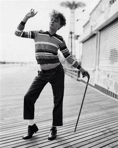 Leonardo DiCaprio by Bruce Weber 1994
