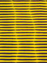 Wholesale African Clothing Fabric Real Wax Stripe Line Design for Party rw1570