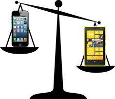 iPhone 5 vs Nokia Lumia 920: spec comparison