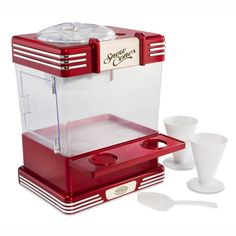 Brookstone Retro Series Snow Cone...