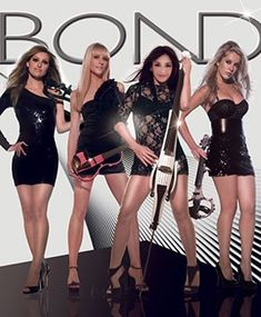 Play by Bond (string quartet from the UK) Oh. When did Bond come out with a new album? **bounces in excitement** Bond Girls, Crossover, West With The Night, String Quartet, Alexander The Great, Latest Albums, My Favorite Music, Lady Gaga, Violin