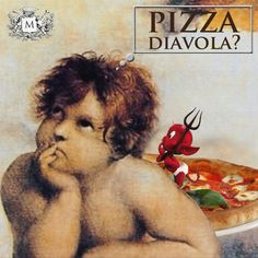 #Lebanon #Beirut #Jounieh  I can resist everything except a Pizza Diavola...