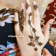 Mehndi designs Nail Desing nail design & spa torrance ca 90501 Finger Henna Designs, Mehndi Designs For Girls, Mehndi Designs For Beginners, Modern Mehndi Designs, Bridal Henna Designs, Mehndi Designs For Fingers, Unique Mehndi Designs, Beautiful Henna Designs, Latest Mehndi Designs