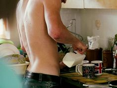 One of my ultimate dreams is to wake up with Fassbender bringing me a cup of tea. #TameDayDream