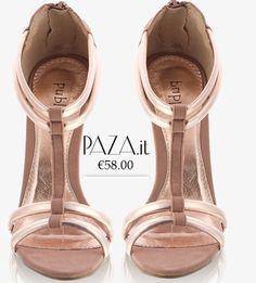 Sandali donna con tacco! prezzo:€58.00 spedizione gratuita http://www.paza.it/produkt/6447,almica-pink-sandals
