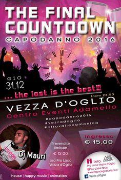The Final Countdown a Vezza D'Oglio http://www.panesalamina.com/2015/43943-the-final-countdown-a-vezza-doglio-2.html