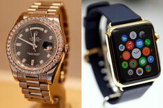 Trend: Ville du foretrække et Apple/ Android ur fremfor et klassisk armbåndsur? Hvis ja, hvorfor? Vi vil gerne høre din mening.  #trend2015 #danmark #ure