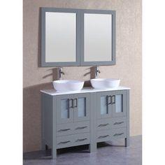 64 Best 48 Inch Bathroom Vanities Images Square Sink Double