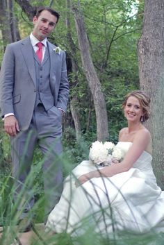 Cad & The Dandy. Groom in three piece bespoke wedding suit.