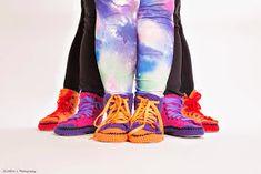 Ihan oikea blogi?: Virkatut tennarit Sissi, Running Shoes, Knitting, Crochet, Sneakers, Umbrellas, Fashion, Crocheted Lace, Patterns