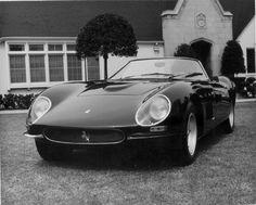 """Ferrari 250 GT """"Nembo"""" Spyder"""
