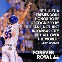 Eric Hosmer - Forever Royal