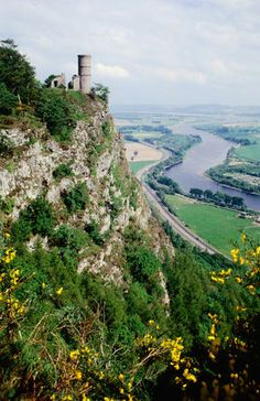 Kinnoull Hill, Scotland  Countryside on Kinnoull Hill.  Jonathan Smith Lonely Planet Photographer