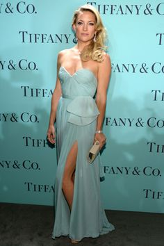 Las famosas en el Blue Book Ball de Tiffany